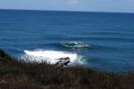 Nicely breaking waves