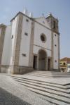 The City Chatedral, Peniche, Portugal