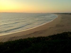 Consolação beach break surf spot - not working good