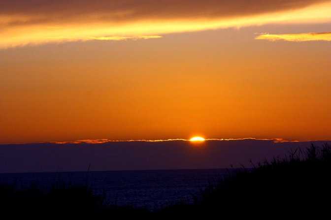 Batel Surf Spot Sunset (9.6.2012)