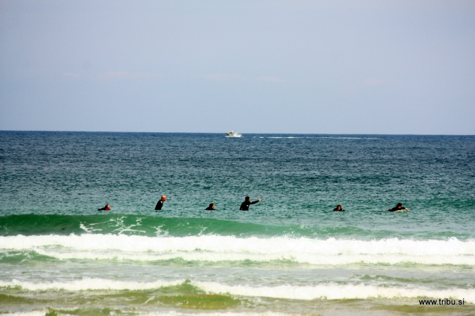 June 20: International day of surfing –  always do what feels right!