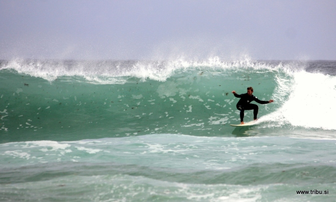 Surf Training – How To Surf Where There's No Ocean