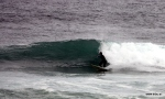 Iztok On A Nice Wave