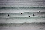 Line up surf baleal