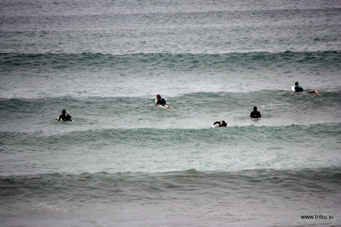 June 17: After 20 days of surfing in a row; bombing waves – ready to go!