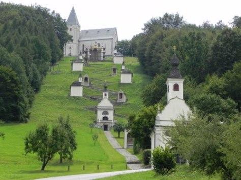 Sveti Rok Church, Šmarje Pri Jelšah, Slovenia