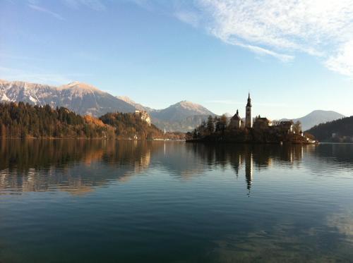 Bled Slovenia, November 2011