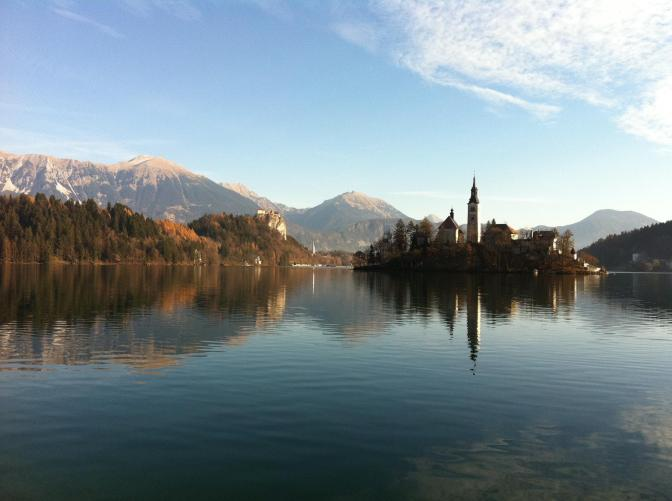 From London To Charming Slovenia … Be Your Best Self Any Time