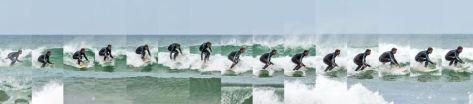 Surf Baleal Beach, Portugal