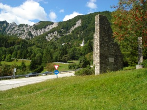 Over The Mountain Road of Ljubelj To Austria