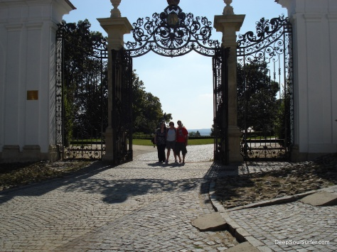 The Royal Entrance, Mikulow, Czech Republic