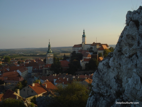 Mystical Jewish City Of Mikulow, Czech Republic