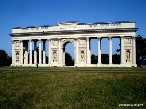 UNESCO Heritage Of Czech Republic, Valtice, Lednice