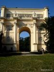 A Shrine To Goddess Diana - The Hunting Goddess, Valtice CZ