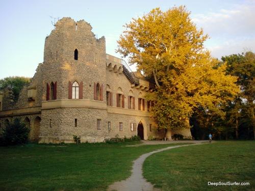 Januv Hrad, UNESCO Heritage, Lednice, Valtice, Czech Republic