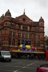 Covent Garden Area - Dancing In The Rain, London UK