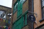 Neil's Yard Covent Garden, London UK