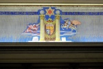 Symbols Of Power East, The Grad United Lodge, Freemasons, London UK