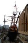The Pirate Ship, London UK