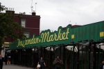 Camden Town Market, London UK