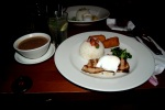 Brazilian Bean Soup, Pork Steak And Fried Bananas