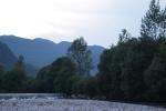 River Sava Bohinjka, Slovenia