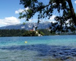 Paddle Sesion - Lake Bled, Slovenia