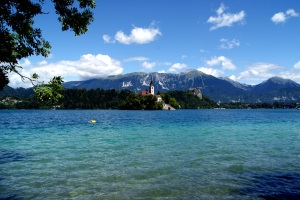 A Great Swell Of Thoughts - Surfing Bled, Slovenia