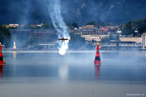 Smoke On The Water - Lake Of Bled, Slovenia