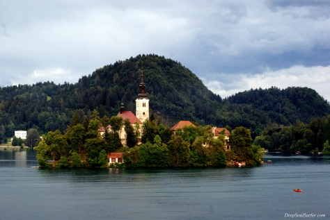 An Island Boat Trip For Two @ Lake Bled, Slovenia