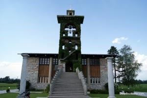 The Church Of Plečnik, Ljubljansko Barje, Ljubljana