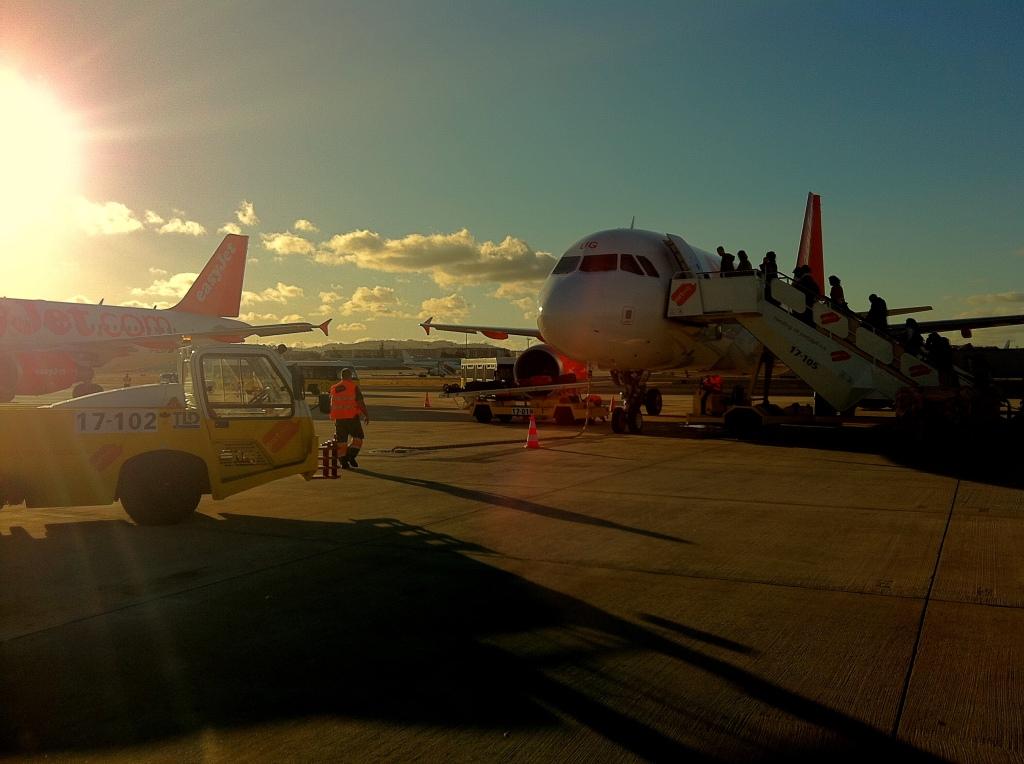 Easy Come - Easy go, Lisbon, Portugal (easyjet)
