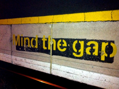 London Calling - Gap The Mind