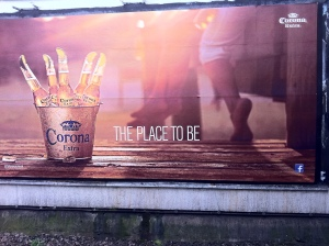 A Place To Be - Corona Comercial