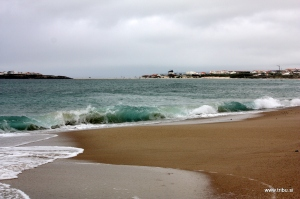 Steep Short Waves, Baleal Beach