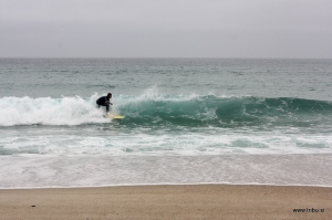 Surf On To The Shore Of Baleal