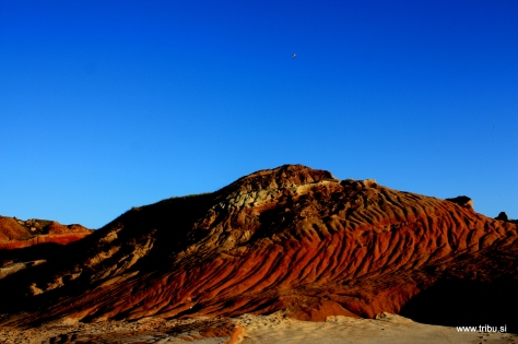 Red Rocks, Allmagreira Beach, Portugal