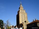 The Palace Of Science, Riga Latvia