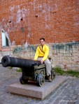 Free Willy @ RIga Old Town, Latvia