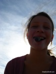Enjoying On The Latvian Beach