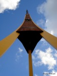 The 300m High TV Tower, Riga, Latvia
