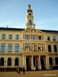 Riga City Hall, Riga Latvia