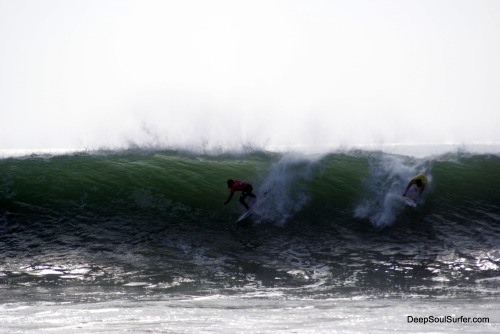 Double Barrel, Rip Curl Pro, Supertubos, Portugal