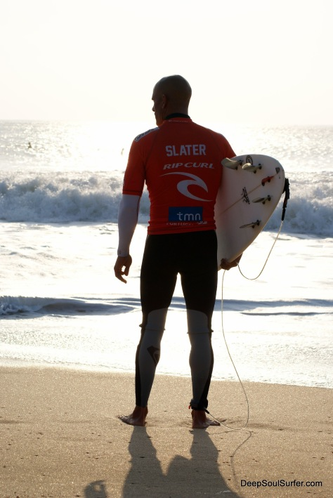 Kelly Slater To Enter Supertubos, Sunset Rip Curl Pro 2011, Supertubos, Portugal