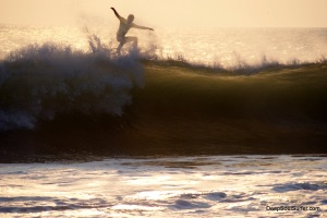 Master Kelly Slater - Lip Ride, Sunset Rip Curl Pro 2011, Supertubos, Portugal