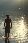 Baywatch Scene @ Lake Bohinj (I'll be ready)
