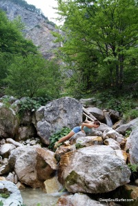 The Natural Way To Rinka Waterfall