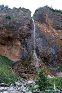 Waterfall (Slap) Rinka, Logarska Dolina, Slovenia