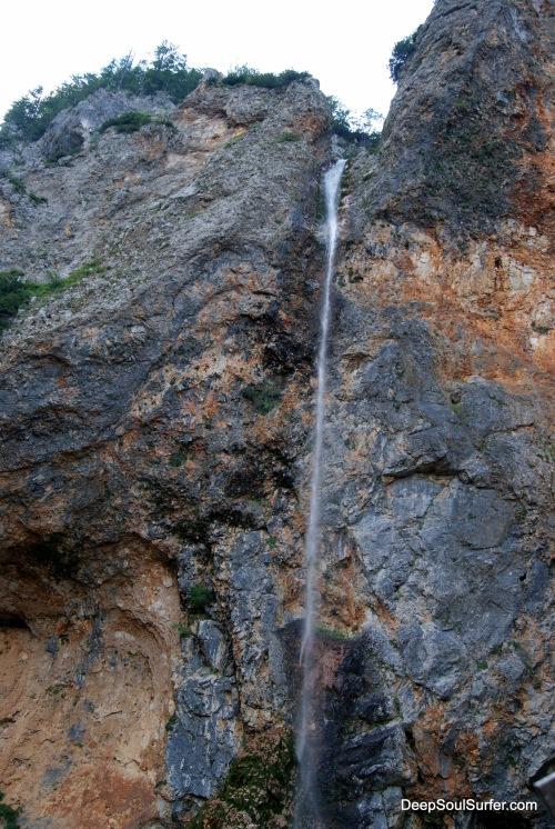 Slap Rinka - RInka Waterfall, Logarska Dolina, Slovenia