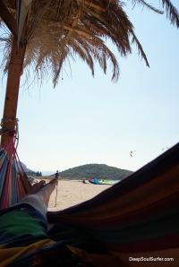 Chill out @ Kaikala Kite-Boarding Center
